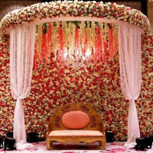 Wedding Decorations With Flower | Wedding Decoration In Lucknow