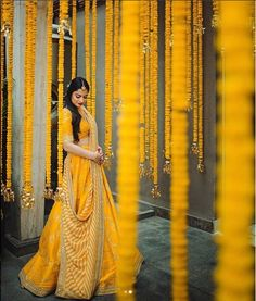 Haldi Function Outfit | Best Wedding Planner In Lucknow