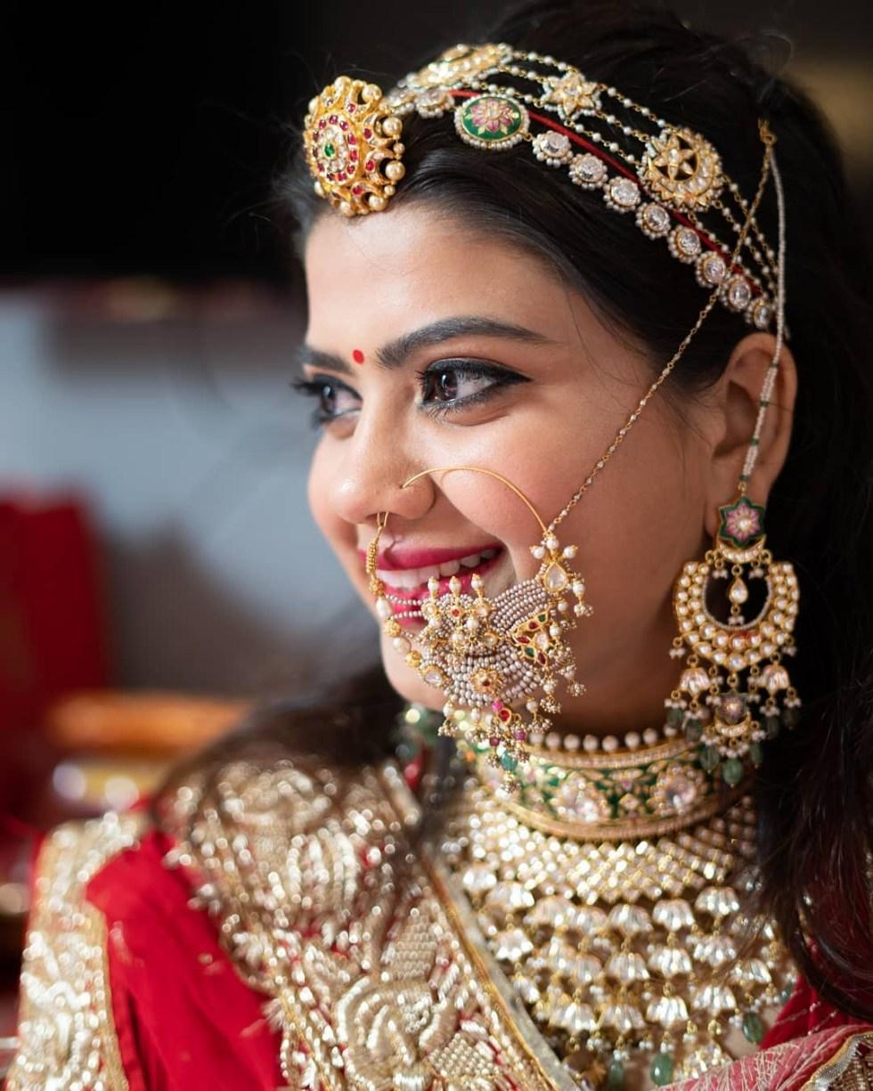 Rajasthani Bride | Weddings Junction