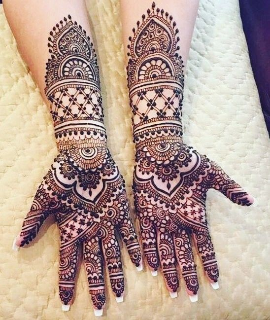 Best Mehandi Design