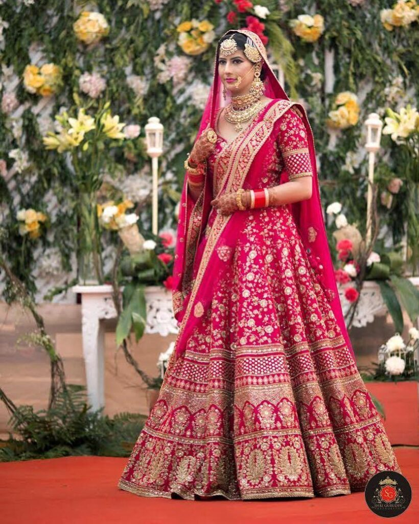 Bridal Lehenga In Wedding | Wedding Planner In Lucknow