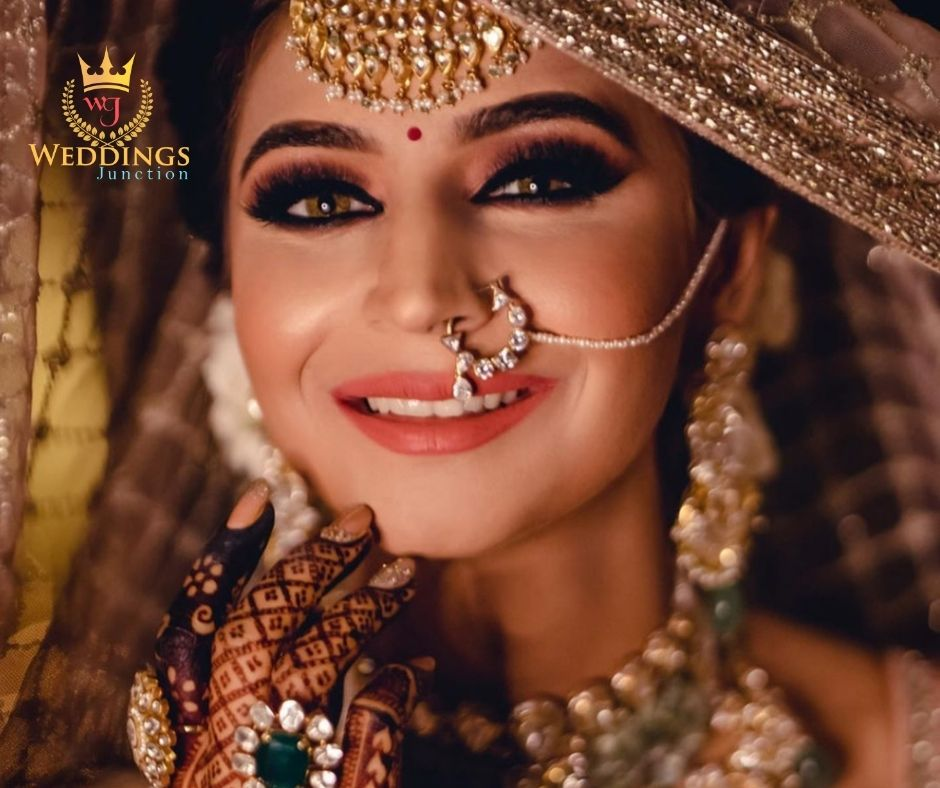 Best Bridal Makeup in Lucknow| weddings Junction