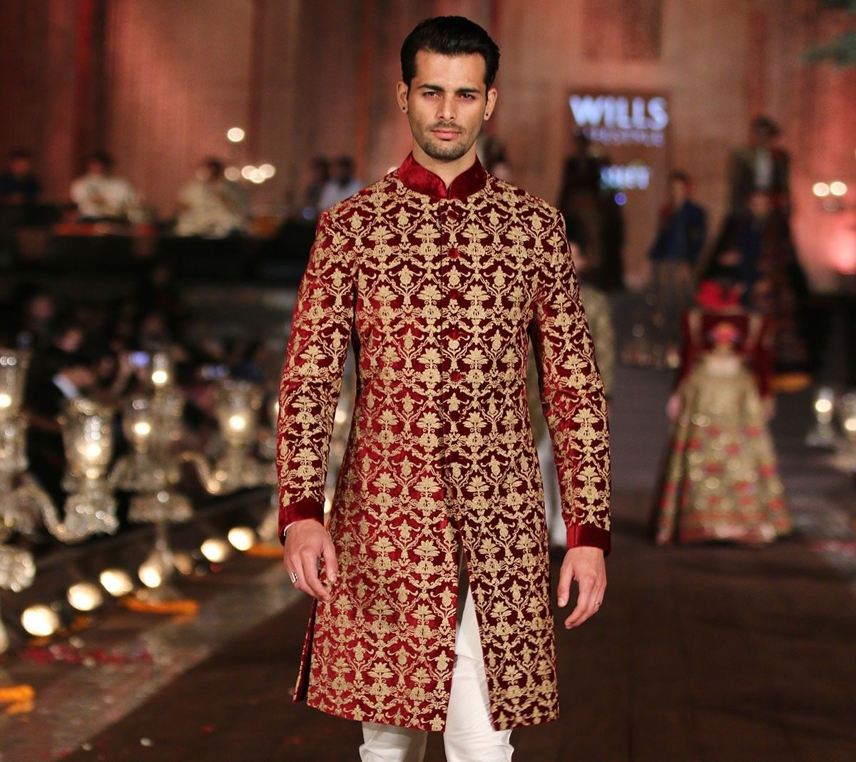 Latest Sherwani Dress Picture